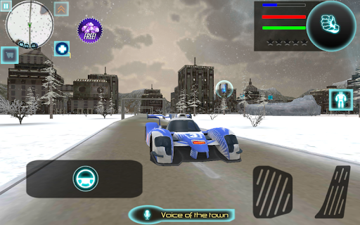 لقطات من Iron Bot 2