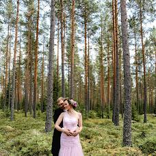 Wedding photographer Jade Myllykangas (Myllykangas). Photo of 25.12.2018