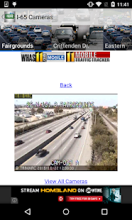 Louisville Traffic from WHAS11- screenshot thumbnail