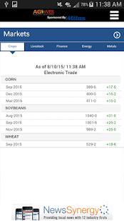 AgWeb News & Markets- screenshot thumbnail