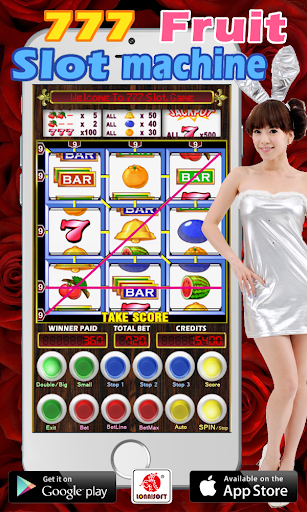 777 Slot Machine Fruit