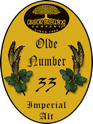 Logo of Arbor Olde Number 22 German Alt