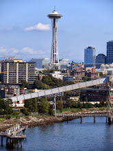 Photo: One last view of the Space Needle.