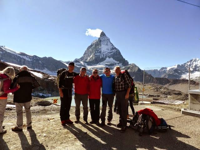 Zermatt-Breithorn