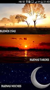 Buenos Días, Tardes, Noches screenshot 0