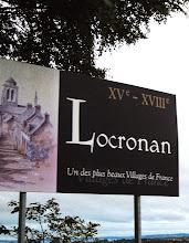 """Photo: BRETANYA 2013. LOCRONAN. Vila declarada """"Plus Beaux Villages """", distinció que es dóna a les ciutats especialment conservades."""