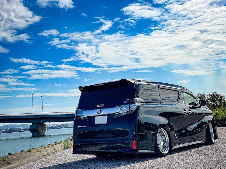 ヴェルファイア AGH30Wの愛車紹介,ドライブ,カメ活,ピックアップに選ばれたいに関するカスタム&メンテナンスの投稿画像2枚目