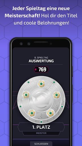 kicker Matchday – Bundesliga Live Manager  screenshots 7