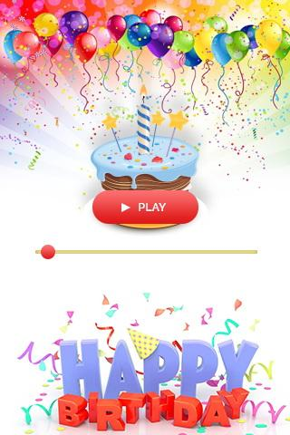 Birthday Song with name - maker