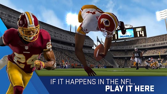 Madden NFL Mobile 4.1.1 APK + Offline Data 2