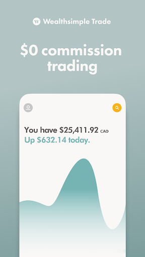 Wealthsimple Trade  screenshots 1