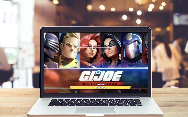 GI JOE WAR ON COBRA HD Wallpapers Game Theme