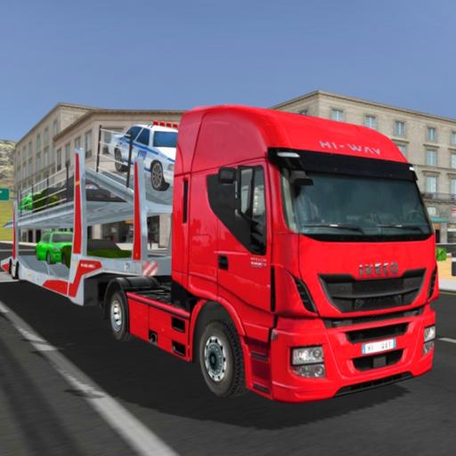 Truck Driver City Simulator (game)