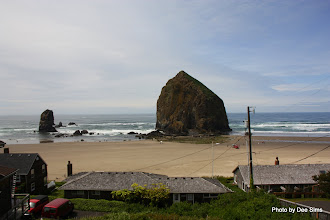 Photo: (Year 2) Day 347 - The Haystock Rock South of Cannon Beach