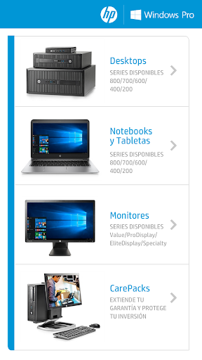 HP Comercial 1.7.2 screenshots 2