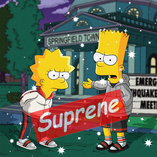 Bart Supreme Supson New Wallpaper 1 0 Apk Download Com