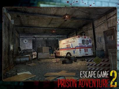 Escape game : prison adventure 2 10