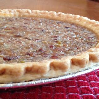Holiday White Bean Pie