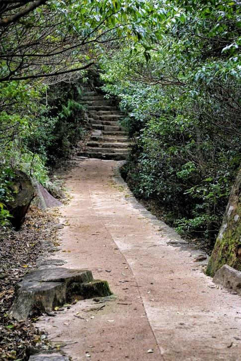 Miyajima, Itsukushima, szlak na Misen