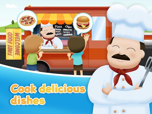 Cooking Games - Chef recipes 2.1 screenshots 1