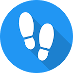 Pedometer and Step Counter for Walking and Running Icon
