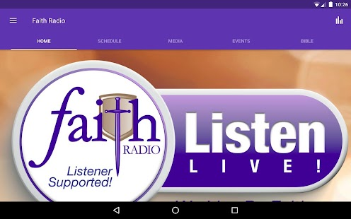 Faith Radio WLBF- screenshot thumbnail