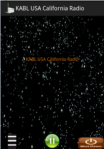 KABL USA California Radio