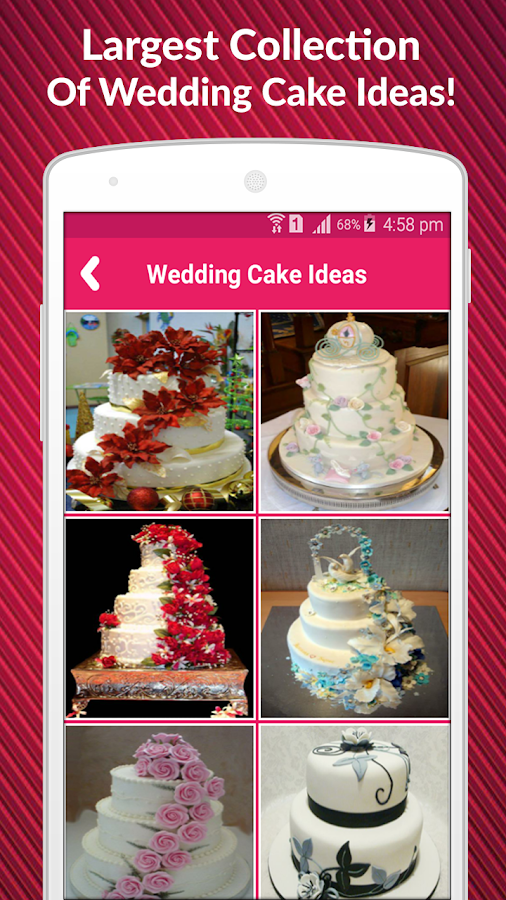 Play Design Your Wedding Cake : Wedding Cake Ideas - Android Apps on Google Play
