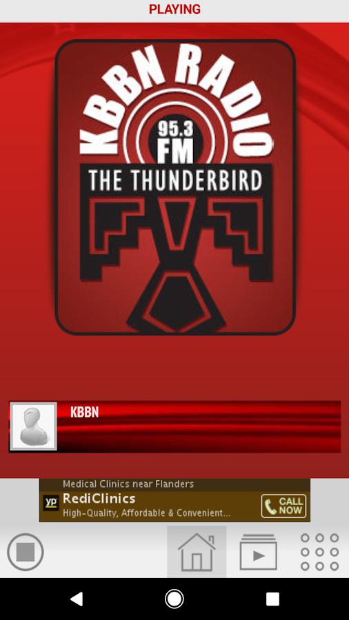 KBBN FM 95.3- screenshot