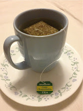 Photo: This is how I usually end my day. #bigelowtea