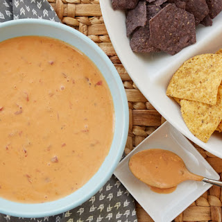 Two-Ingredient Slow-Cooker Queso Dip.