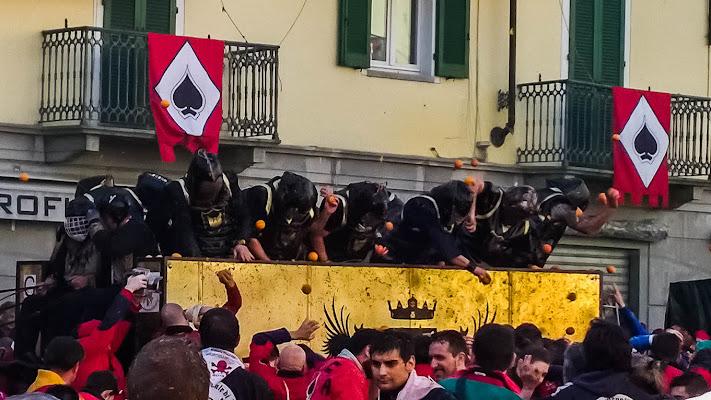 Carnevale d'Ivrea di Claudio Polesel