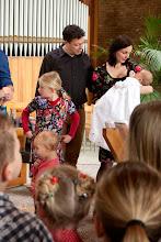 Photo: Doopdienst Eva, Jip en Ruben op zondag 6 april 2014 (c) Wout Buitenhuis