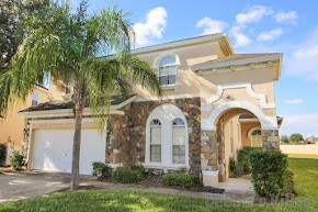 Private Orlando villa, pool and spa, games room, close to Disney