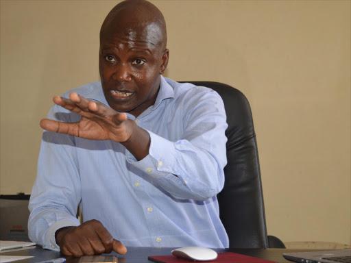 Mombasa Secretary Francis Thoya Fronted As Joho S Running