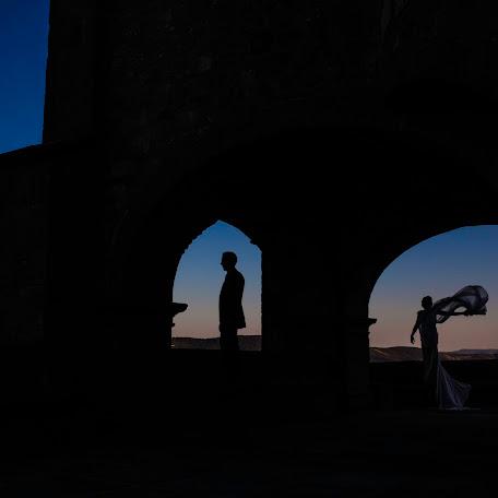 Fotógrafo de bodas Rafael ramajo simón (rafaelramajosim). Foto del 08.03.2018