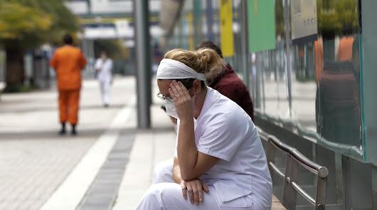 España registra nueve muertes con Covid-19 en un día, tres veces más que ayer