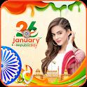 26th January Photo Frame: Republic Day Photo Frame icon