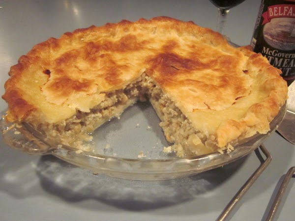 Cape Cod Clam Pie Recipe