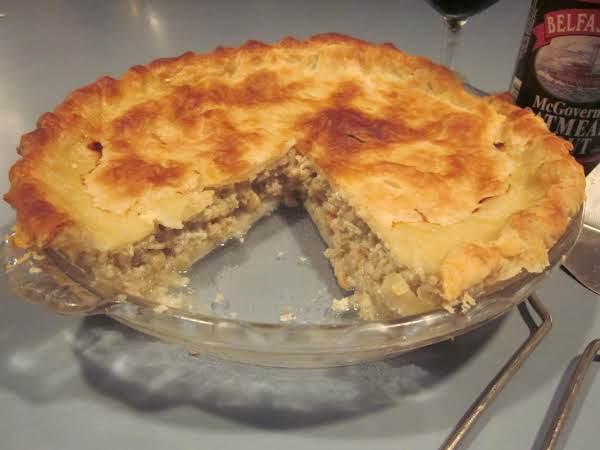 Cape Cod Clam Pie