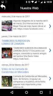 Radio Argentina Negra - náhled