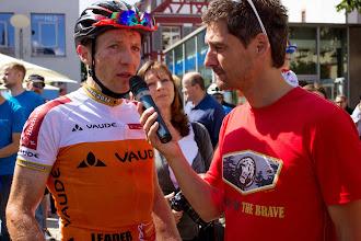 Photo: Gesamtsieger 2014: Markus Markus Kaufmann (Team Centurion)
