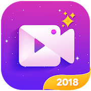 Video Editor With Music And Effects && Video Maker