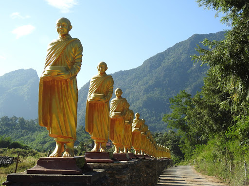 Wat Phrathat Chulamani Srisayam