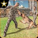 Army Dog Training Simulator - Border Crime 2020 icon