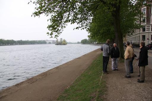 Sightseeing Tur til København med morfar 2010