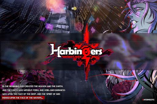 Harbingers - Infinity War  captures d'écran 1
