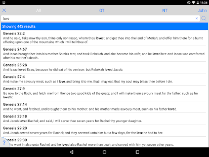 Download Tecarta Bible 7 11 2 APK For Android | Appvn Android