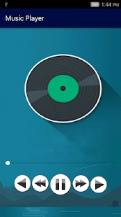 Music Player - Audio Player - náhled