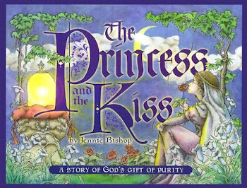 The Princess and the Kiss: A Story of God's Gift of Purity - Jennie Bishop